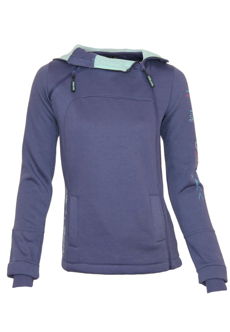 sublevel sweatshirt mit kapuze daumenloch gr xs s m l. Black Bedroom Furniture Sets. Home Design Ideas