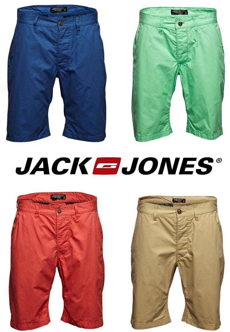 jack jones hose akon chino short solid gr s m l xl. Black Bedroom Furniture Sets. Home Design Ideas