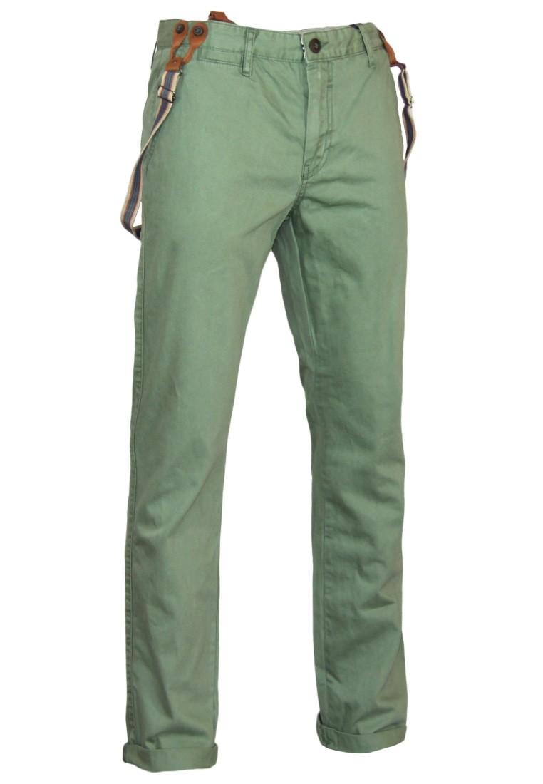 solid mel pants chino hose mit hosentr ger herren jeans. Black Bedroom Furniture Sets. Home Design Ideas