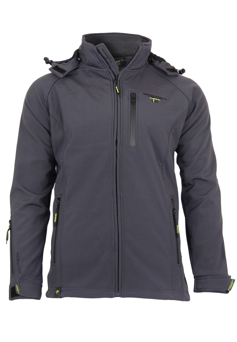 geographical norway softshell jacket tony hood men size s m l xl xxl 3xl ebay. Black Bedroom Furniture Sets. Home Design Ideas