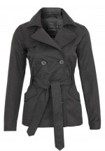 Only Jacke Mantel Onlmolly Petit Short Trenchcoat