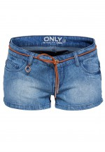 Only Onlcoral Sl Dnm Shorts Pim