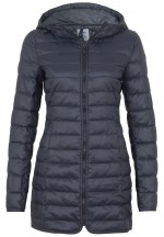 Only Jacke Onltahoe Quilted Contrast Coat