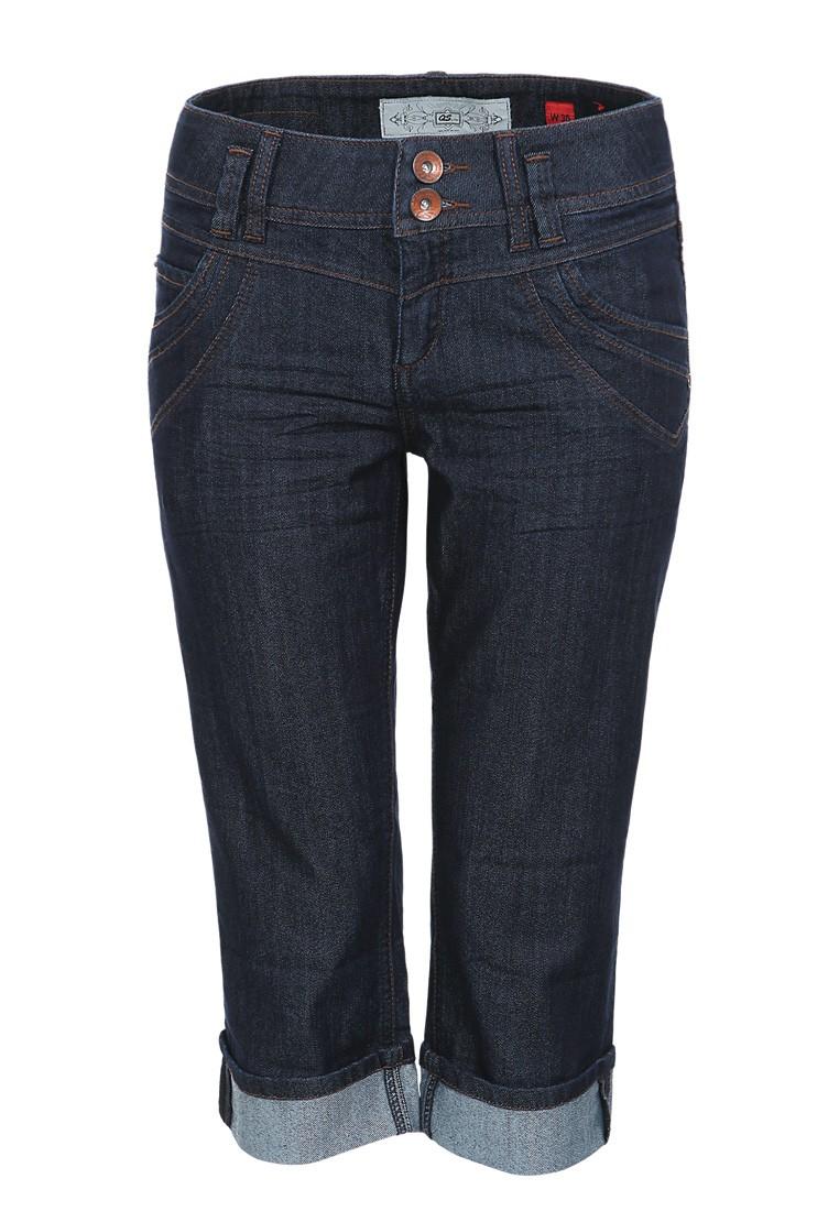 qs by s oliver jeans hose kurz damen jeans hosen. Black Bedroom Furniture Sets. Home Design Ideas