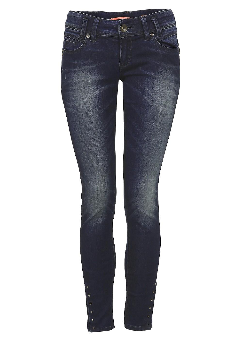 qs by s oliver jeans hose damen jeans hosen. Black Bedroom Furniture Sets. Home Design Ideas