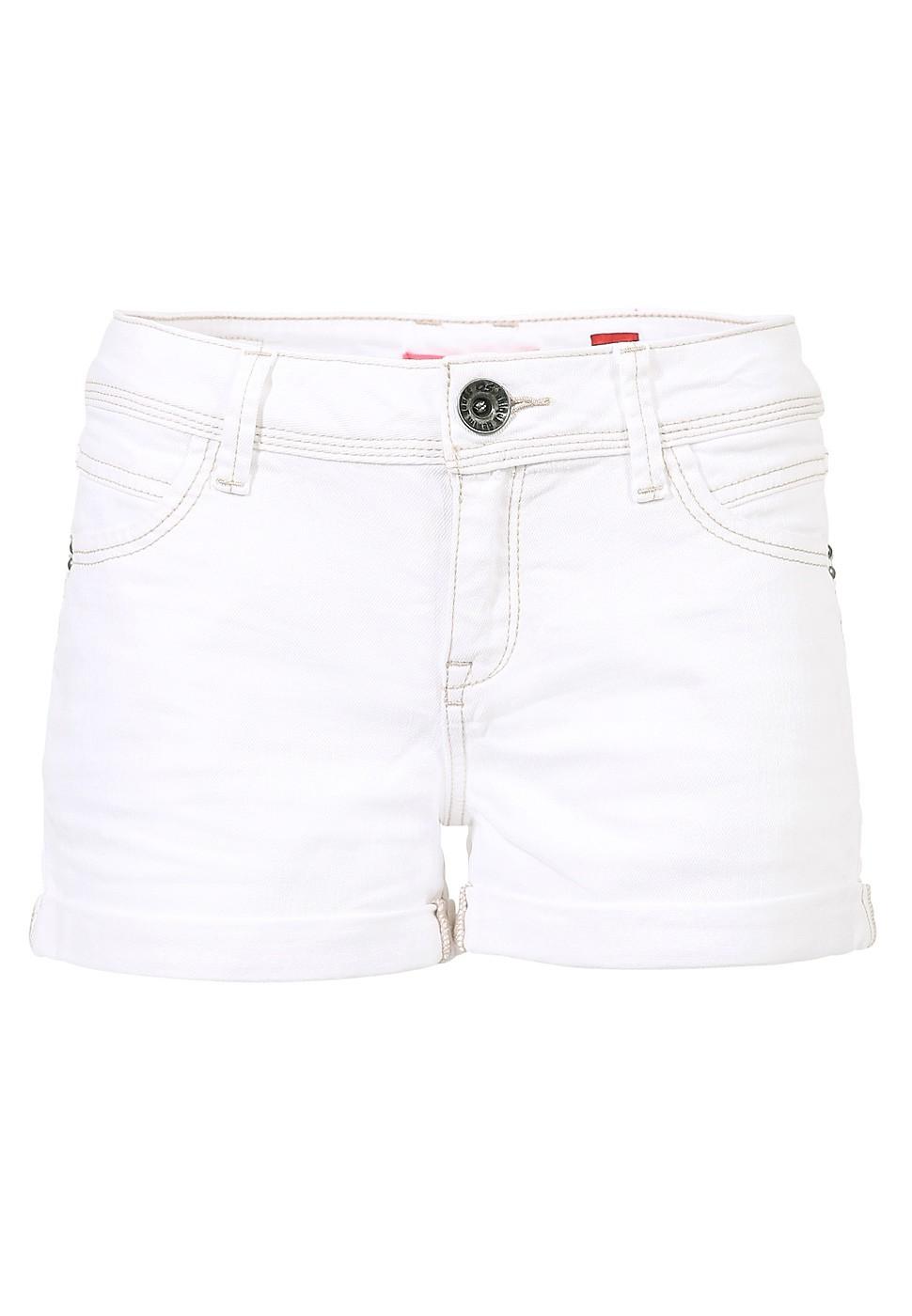 qs by s oliver jeans shorts damen shorts. Black Bedroom Furniture Sets. Home Design Ideas
